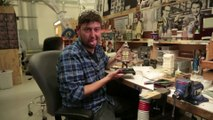The Boxtrolls Behind The Scenes - How To Prepare Fish