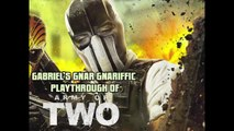 Two Brothers Play: ARMY OF TWO (PS3)
