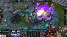 Cloud 9 vs Alliance Game 1 S4 Worlds Highlights   LoL World Championship 2014 S4 C9 vs ALL