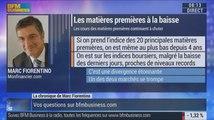 Marc Fiorentino: Les cours des matières premières poursuivent leur baisse  - 26/09