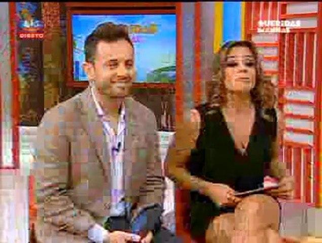 Médico indigna-se por falta de cumprimento dos apresentadores do Queridas Manhãs   zapping-tv.com