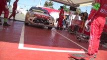 Rally Australia - Day 1 - Citroën Racing 2014