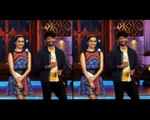 Shraddha and Shahid on Cine Stars Ki Khoj Grand Finale