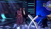 Fawad Khan and Sonam Kapoor at KBC to Promote Khoobsurat