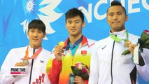 Park ties all-time AG medal haul as South Korea grabs three medals in swimming