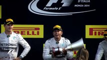 F1 2014 - Round 13 - Italian Grand Prix Official Race Edit (HD)
