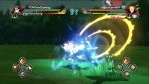 Nine-Tails Chakra Mode Naruto VS Shisui Uchiha In A Naruto Shippuden Ultimate Ninja Storm Revolution Ranked Xbox Live Match / Battle / Fight