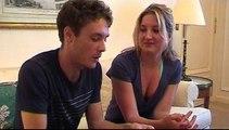 Nos 18 ans - Interview de Théo Frillet et Julia Piaton