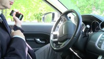 Valeo développe une voiture qui se gare toute seule