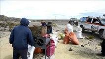 Bolivie: le salar d'Uyuni attend le Dakar 2015