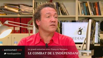 Vidéo de François Maspero