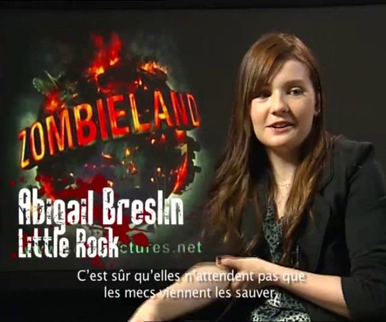 Zombieland - Interviews (VOSTF)
