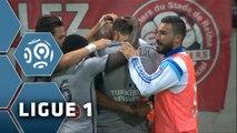 But André AYEW (52ème) / Stade de Reims - Olympique de Marseille (0-5) - (SdR - OM) / 2014-15