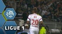 But Clinton NJIE (50ème) / Olympique Lyonnais - FC Lorient (4-0) - (OL - FCL) / 2014-15