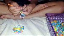 Bracelet élastique FACILE avec Isabelle (Arc-en-ciel) Rainbow loom