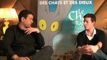 Le Chat du rabbin- Interview Sfar et Delesvaux (partie 2)