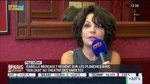 """La page culture: """"Ouh, Ouh"""", la nouvelle pièce d'Isabelle Mergault, dans Paris est à vous – 25/09"""