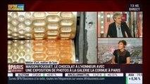 Métiers d'art, Métiers de luxe: Artisan chocolatier-confiseur, dans Paris est à vous - 25/09
