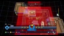 Disney Infinity 2.0 : Marvel Super Heroes - Toy Box, Collections, Hall des Héros, INterieur et Magasin de jouets