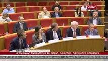 Le tournant énergétique allemand : quels enseignements pour la transition énergétique française ? - Audition