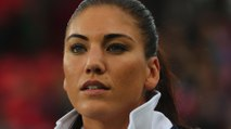 Hope Solo Speaks Out About Nude Photos & Domestic Violence Charges