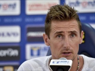 CITTACELESTE.IT - Klose mix zone Lazio-Udinese
