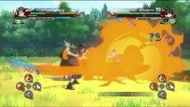 Nine-Tails Chakra Mode Naruto VS Shisui Uchiha In A Naruto
