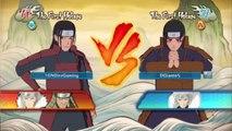 First Hokage Hashirama Senju VS Sage Mode First Hokage Hashirama Senju In A Naruto Shippuden Ultimate Ninja Storm Revolution Ranked Xbox Live Match / Battle / Fight
