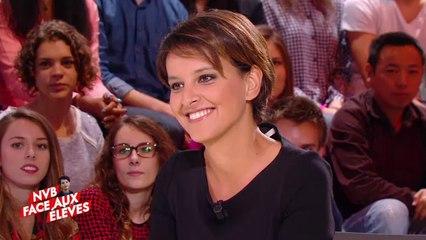 Invitée du Petit Journal avec Najat Vallaud-Belkacem du 25 sept. 2014
