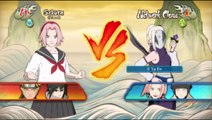 Sakura VS Ino In A Naruto Shippuden Ultimate Ninja Storm Revolution Match / Battle / Fight