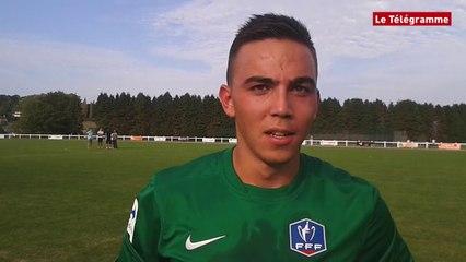 La réaction de Florian Lanoë en vidéo !