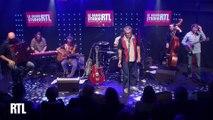 Sanseverino - Le petit bal perdu en live dans le Grand Studio RTL