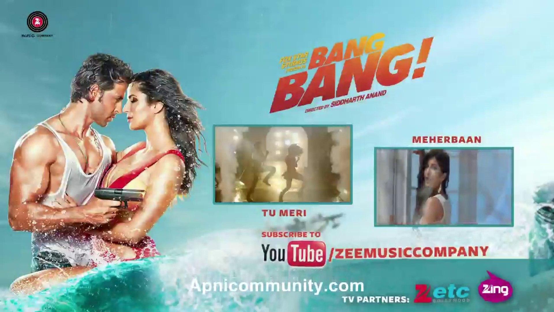 Bang Bang The Song _ Bang Bang _ Hrithik Roshan & Katrina Kaif _ HD