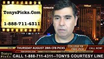 Tonys Picks Sports Betting Handicapping TV Show Free Picks Predictions Odds 9-25-2014