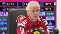 26-09-2014 Immers keert weer terug bij Feyenoord