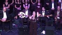 Meyer LAHMI présente le National Arab Orchestra dans une reprise d'Oum KALTHOUM....ELF LILA OU LILA(01)