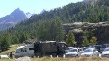 Hautes-Alpes : Manœuvres militaires à Briançon