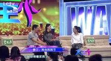 20140926 大王小王 桑兰曝生子细节 孕期高烧受惊吓