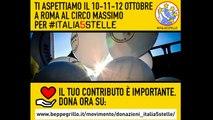 #Italia5stelle 10-11-12 ottobre al Circo Massimo, il messaggio di Paola Taverna - MoVimento 5 Stelle