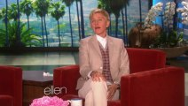 Ellen Parodies Matthew McConaughey's Lincoln Commercial And It's Way Better Than The Original