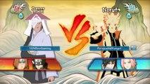 Nine-Tails Chakra Mode Naruto VS Danzo In A Naruto Shippuden Ultimate Ninja Storm Revolution Ranked Xbox Live Match / Battle / Fight