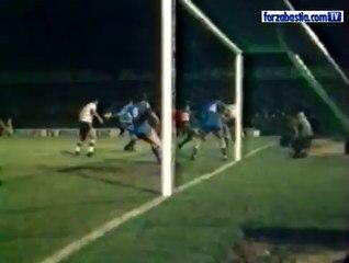 [U.E.F.A] Sporting de Lisbonne - S.E.C Bastia 1977