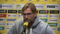 Klopp wants derby bragging rights for Dortmund