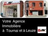 Présentation de votre agence immobilière à Tournai et Leuze en Hainaut