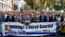 Emission spéciale en hommage à Hervé Gourdel