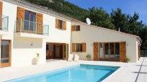 A vendre - maison - Puget Theniers (06260) - 8 pièces - 280m²