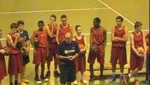 basketball - le travail de l'adresse par Philippe ORY - Toul le 6 sept. 2014 - part 1