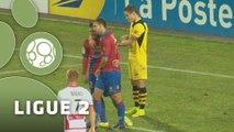 GFC Ajaccio - Nîmes Olympique (2-0)  - Résumé - (GFCA-NIMES) / 2014-15