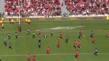 Toulon-Montpellier: Essai Matt Giteau (TLN) - J7 - Saison 2014/2015