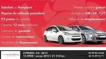 Annonce Occasion CITROëN C4 II C4 VTi 95 BVM Attraction 2013